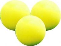 Longridge: 6 bolas de Esponja Amarillas ¡24% dtº! -
