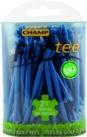 Champ: 30 x Fly Tee 7 cm Azul Neón -