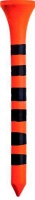 Longridge: 20 tees Madera Tigre 6.9 cm ¡50% dtº! -