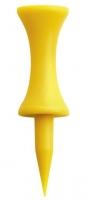 Longridge: 1.000 Tees Castle Amarillos 25 mm ¡49% dtº! -