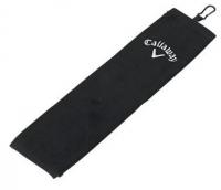 Callaway: Toalla Tri-Fold Negra ¡17% dtº! -