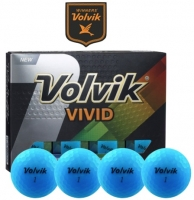 Volvik: Bolas Vivid Azules ¡18% dtº! -