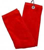 Longridge: Toalla Roja Luxury ¡36% dtº! -