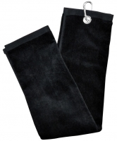 Longridge: Toalla Negra Luxury ¡36% dtº! -