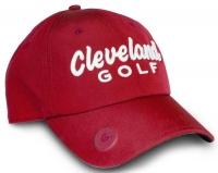 Cleveland: Gorra con Marcador Rojo Logo Blanco -