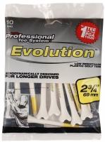 Pride: 10 Tees Evolution PTS 7 cm ¡25% dtº! -