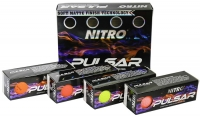 Nitro: Bolas Pulsar Multicolor ¡41% dtº! -