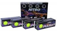 Nitro: Bolas Pulsar Lima ¡41% dtº! -