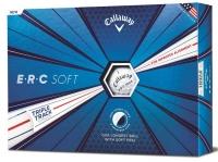 Callaway: 12 Bolas ERC Soft Blancas ¡15% dtº! -