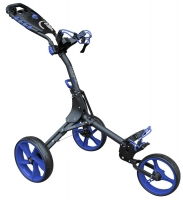 iCart: Carro Compact Evo Negro/Azul ¡38% dtº! -
