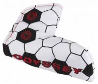 Odyssey: Funda Putter Blade Fútbol ¡25% dtº! -