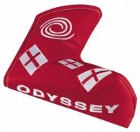 Odyssey: Funda Putter Blade Bandera Roja ¡25% dtº! -