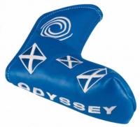 Odyssey: Funda Putter Blade Bandera Azul ¡25% dtº! -