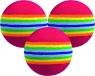 Longridge: 6 bolas de Esponja Multicolores ¡50% dtº! -