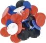 Longridge: 200 Marcadores de Plástico ¡42% dtº! -