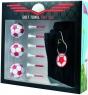 Longridge: Caja de Regalo Futbol Rojo ¡44% dtº! -