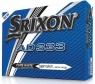 Srixon: Bolas Srixon AD333 Blancas Personalizadas con Texto -