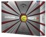 Callaway: Bolas Chrome Soft X Amarillas Grafeno ¡20% dtº! -