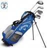 Callaway: Set XJ Junior Azul/Gris 120-136 cm Diestro ¡10% dtº! -