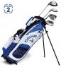 Callaway: Set XJ Junior Azul/Blanco 120-136 cm Diestro ¡10% dtº! -