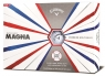 Callaway: 12 Bolas SuperSoft 19 MAGNA Blancas -