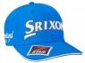 Srixon: Gorra Tour Azul Logo Blanco ¡35% dtº! -