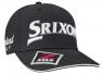 Srixon: Gorra Tour Negra Logo Blanco ¡35% dtº! -