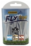 Champ: 20 x Fly Tee 4.4 cm blanco -
