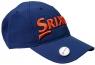 Srixon: Gorra con Marcador Magnético. Azul Logo Naranja ¡35% dtº! -