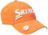 Srixon: Gorra con Marcador Magnético. Naranja Logo Blanco ¡35% dtº!