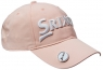 Srixon: Gorra con Marcador Magnético. Rosa Logo Blanco ¡35% dtº!