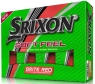 Srixon: 12 Bolas SoftFeel Rojo Matte -