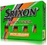 Srixon: 12 Bolas SoftFeel Naranja Matte -