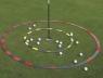 Eyeline: Circulo de objetivo de 90 cm ¡25% dtº! -