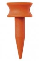 Longridge: 1.000 Tees Castle Naranjas 5 mm ¡44% dtº! -
