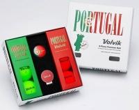 Volvik: Bolas Vivid Edicion Portugal ¡13% dtº! -