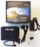 Energy: Bateria de Litio 18 hoyos Universal ¡47% dtº! -