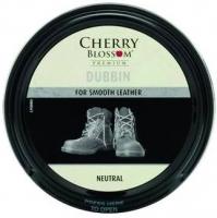 Cherry Blossom: Crema Neutra para Zapatos -