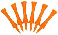 Masters: 1.000 Tees Plástico Graduados 7 cm -