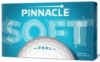 Pinnacle: 15 Bolas Soft Blancas ¡29% dtº! -