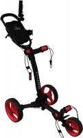 Axglo: Carro Trilite T3 Negro-Rojo ¡17% dtº! -