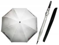 Clicgear: Paraguas Clicgear Plata -