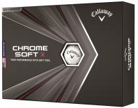 Callaway: Bolas Chrome Soft X 20 ¡15% dtº! -