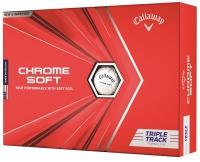 Callaway: Bolas Chrome Soft Triple Track ¡15% dtº! -