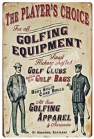 Placa de Golf 6 ¡60% dtº! -