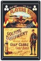 Placa de Golf 7 ¡60% dtº! -