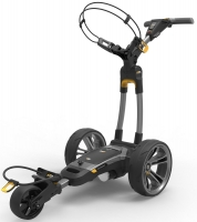 Powakaddy: Carro Eléctrico Compact CT6 GPS + Freno (EBS) -