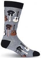 """K.Bell: Calcetines """"Guitarras"""" Hombre ¡29% dtº! -"""