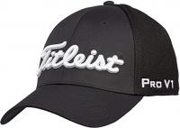Titleist: Gorra Sports Mesh Negro Logo Blanco TH8FTME ¡37% dt! -