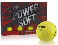 Volvik: Bolas Power Soft Amarillas ¡33% dtº! -